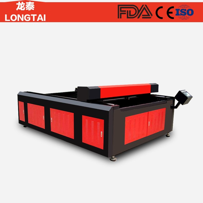 Liaocheng co2 fabric acrylic wood big size working table laser engraving cutting machines price