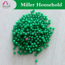 dry green crystal soils water beads for soilless cultivation