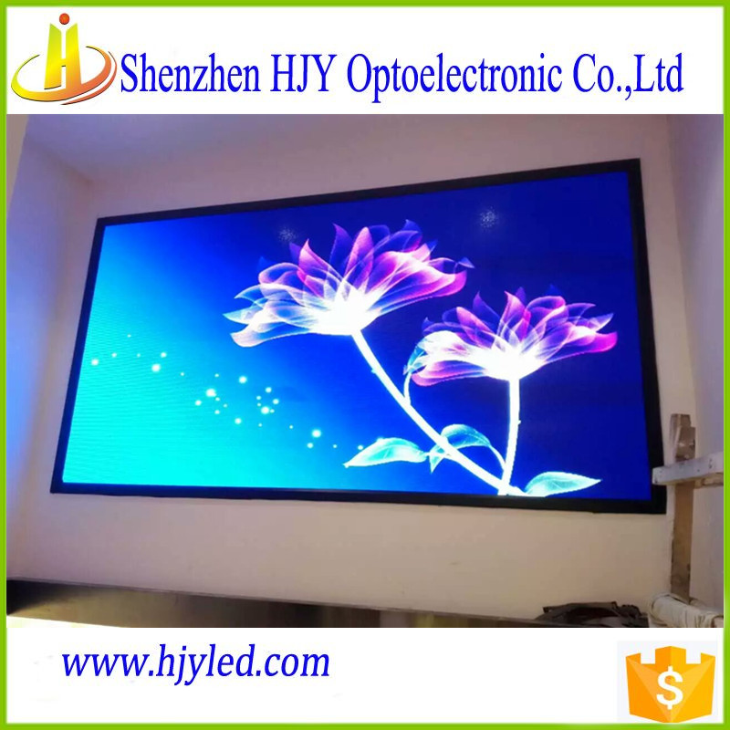NEW Full Color HD LED Display Screen Indoor p6 led video display