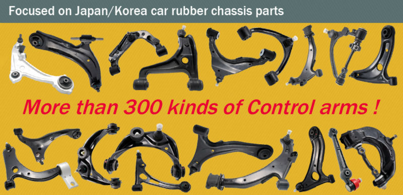 Automobile Parts Right Lower Control Arm for Suzuki Celerio OEM 45201-62L00