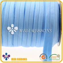 "5/8"" High Quality Plain Color Elastic Ribbon In Stock For Wholesale"