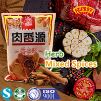 Chinese meat and sausage processing mixed herbs spices seasoning