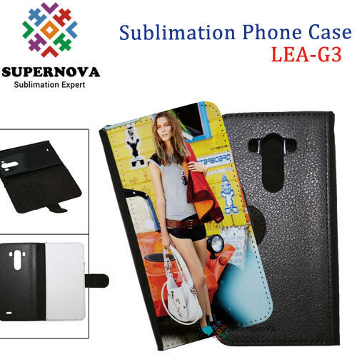 Sublimation Leather Phone Case for LG G3