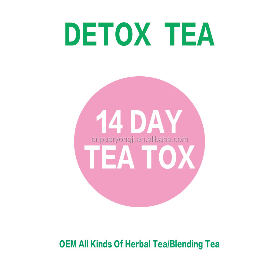China Traditional Customized Organic 14 Day liquorice root detox tea