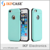 Fashion 2in1 plastic and TPU phone cover For iphone 5s case