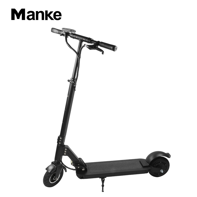 Manke MK064 Folding Kick Scooter 8 inch Two Wheel Adult Electric Scooter with Max Speed 25km/<strong>h</strong>
