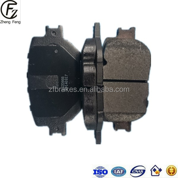 AUTO CAR PARTS ECE FMSI D1733-8957 Use For LEXUS IS250 AWD car spare parts,ceramic,top quality AUTO brake pad car