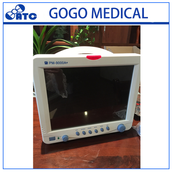 GOGO-China Manufacturer Medical Multi-parameter Patient Monitor Price for Hospitals Operation Room Oximeter CO2 Monitor