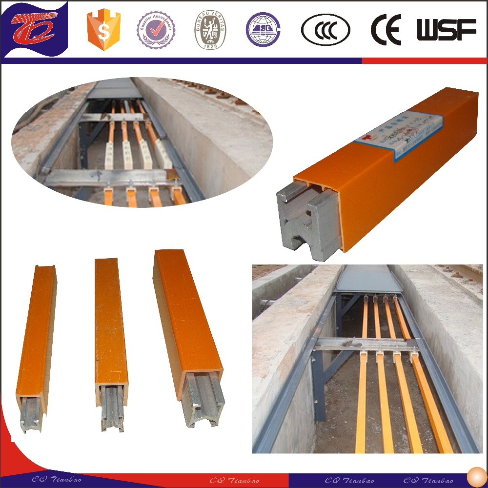 conductor bar system earth bus bar