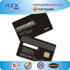 CR80/30mil SLE4428/5528 contact IC card, magnetic stripe card