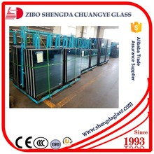 Manufacturer 19mm toughened insulated glass with dry air insert