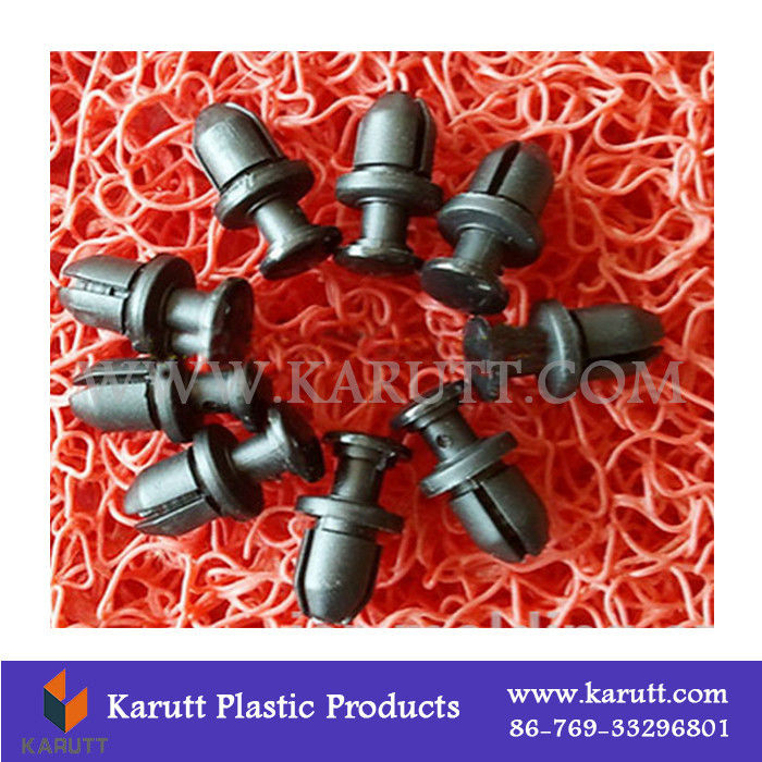 Custom high quality plastic rivets