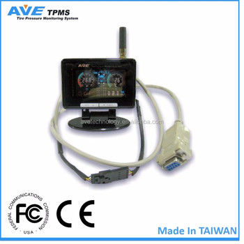AVE automobile gps tracking systems TPMS sensor