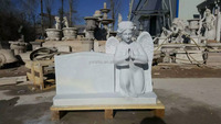 Hand Carving Cheap White Marble Stone