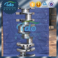 Nitrided crankshaft manufacturer for Hino EF750 13400-3110