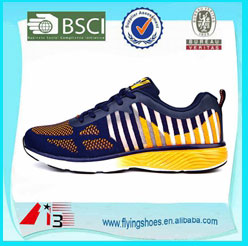 Customize your own brand sport casual walking shoes men