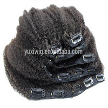 YuXi hair nubian soft kinky twists nina human hair