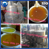 cooking oil processing machine,crude cooking oil refinery machine,small scale edible oil refining machine