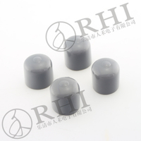 RHI wholesale grey end caps rubber end caps for copper pipe