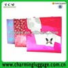 China manufacturer wholesale metalic non woven shopping bag