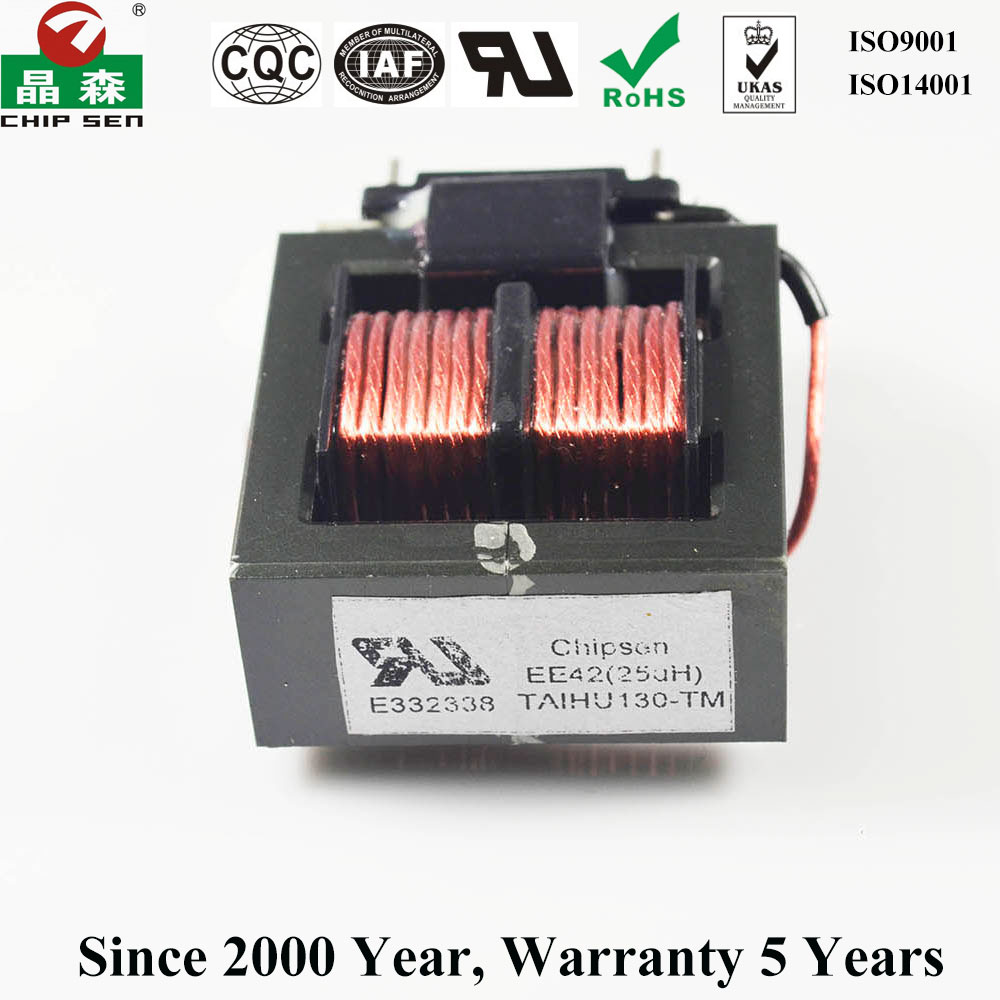 Round type electronic EE Series 220v to 400v step up transformer three phase machine stalling applied to PC power