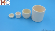 High Thermal Conductivity Ceramic Parts Gold Melting Ceramic Crucibles
