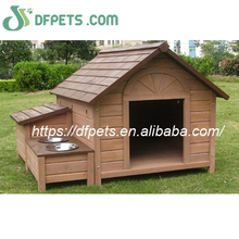 Large Luxury Prefab Wood Dog House For Sale