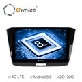 "Ownice C500+ 10.1"" Octa Core 32GB ROM Android 6.0 GPS Radio for Passat 2016 Support TPMS DTV DAB OBD"