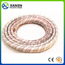 "stock supply 1/2"" nigeria pvc nylon reinforced hose pvc hose for agriculture use for wholesales"