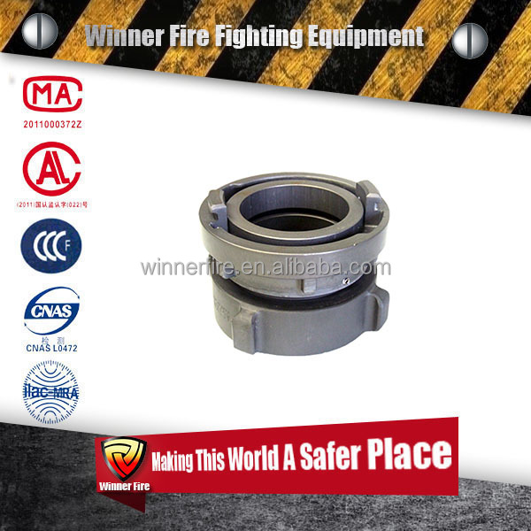 Metal face adapters 5'' Fire Hose Coupling for Hose