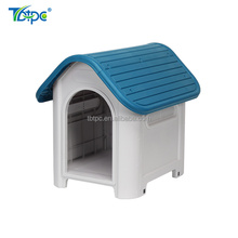 cheap dog house plastic dog kennel outdoor for sale