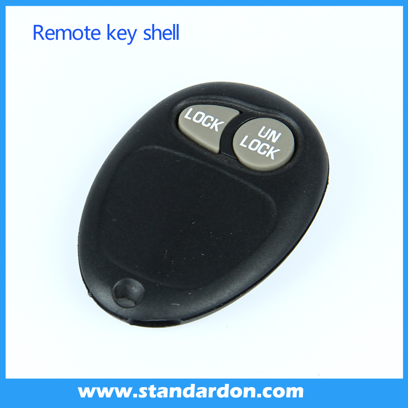 High Quality Car Remote Key Holder Shell 2 Button for Chevrolet
