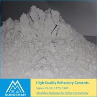 Calcium aluminate cement / high alumina cement ca50 ca70 ca80 for refractory castable