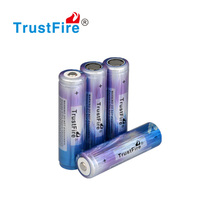 TrustFire 18650 Li-ion Battery 2000mAh Rechargeable with PCB