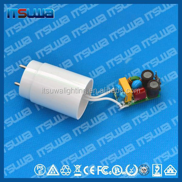 glass tube level gauge t8 led glass tube 18w 1200mm with ce, rhos, ul ,tul