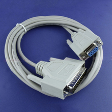 ACC-Th3001 Data Cable 9pin to 25pin for Pcut CT630 CTN900 CT1200 Kingcut Cutting Plotter
