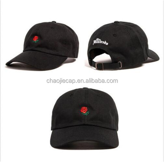 New style customized 6 panel embroidery flexfit golf baseball dad hat and cap