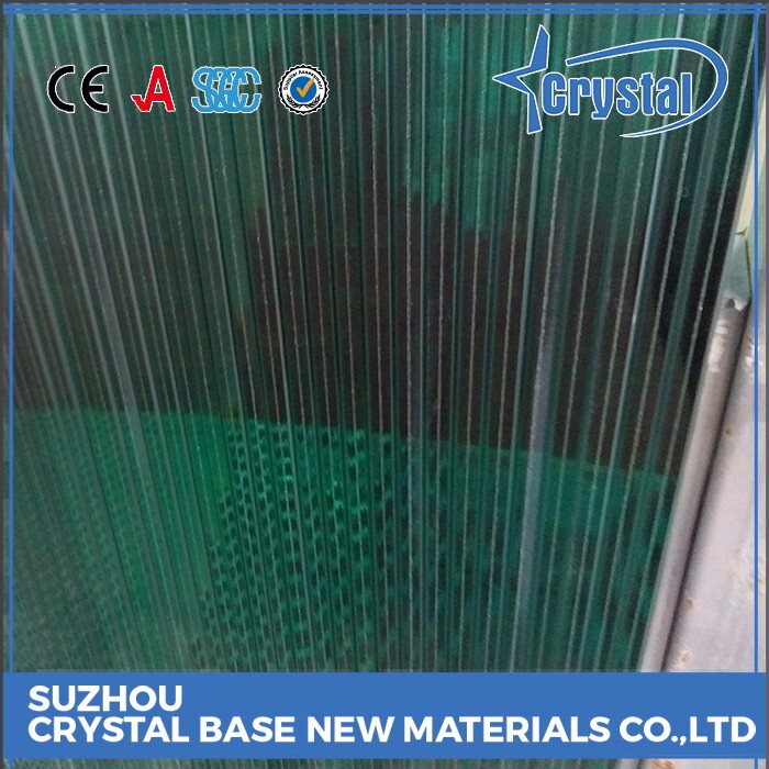 Production Assessment Supplier Ultra Clear Solar Control Glass Price