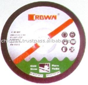 Glass Grinding DC Wheel
