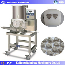 Commercial Fish shrimp burger meat pie making production line beef hamburger patty press machine price