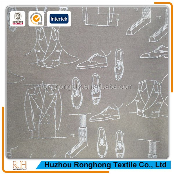 fashion style polyester/viscose fabric jacquard lining fabric for suit ,shoes