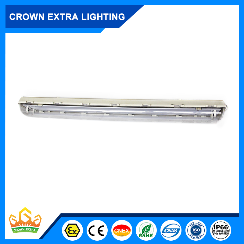 BYS Hot selling tri-proof led linear light with low price