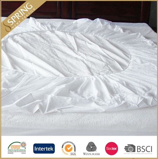 super king bed heated mattress cover