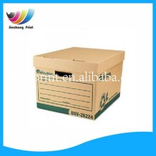Corrugated Cardboard Boxes Big Carton Box For Shipment Customized In China Big Carton Box In Top Quality Printing