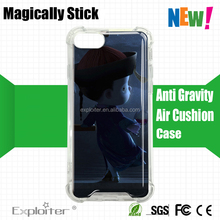 Shenzhen wholesale back cover new phone case ultra thin tpu soft front back cover case for iphone 7