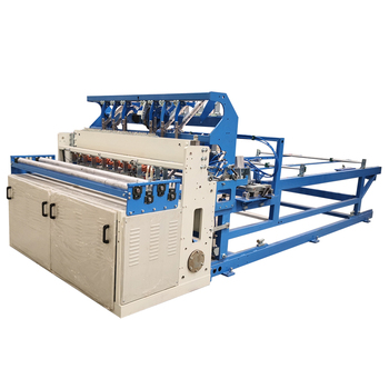 automatic mine timbering mesh machineries