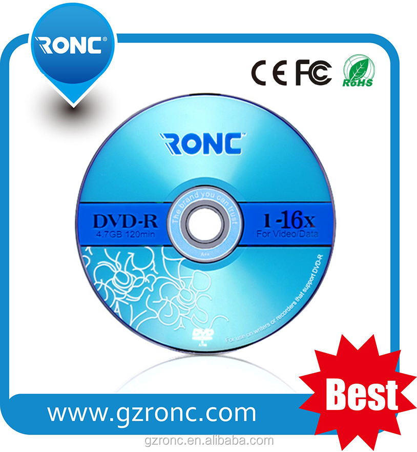 shrink wrap Bank dvdr dual layer recordable DVD