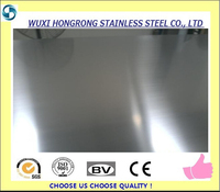 2B/BA/No.1 /mirror /HL finish stainless steel sheet 303