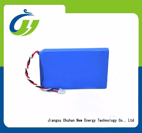 800mAh 3.7V consumer electronics GPS lithium ion battery