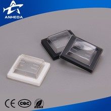 transparent waterproof KCD4 rocker switch cover rubber cap button